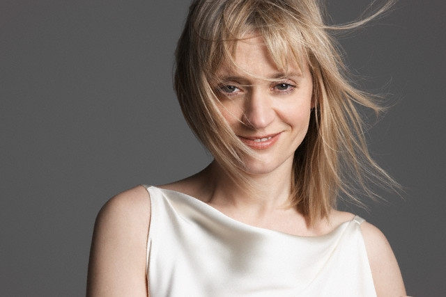 NEWS: New National Theatre season includes Anne-Marie Duff in DH Lawrence | My Theatre Mates - AnneMarieDuff-hairflying