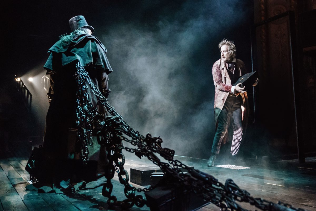 REVIEW ROUND-UP: A Christmas Carol at the Old Vic Theatre   My Theatre Mates