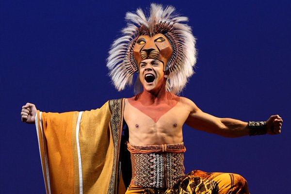 news  new cast for the lion king includes former all