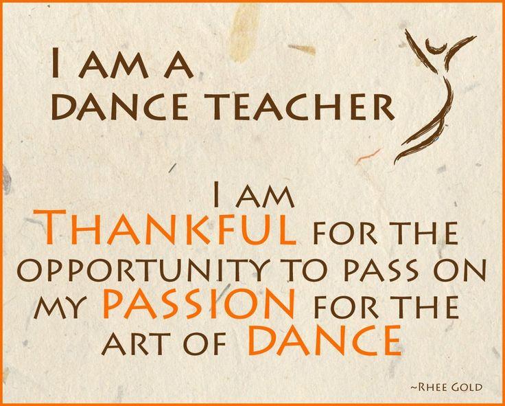 6e141c21560 What Joy  Remembering an inspirational dance teacher