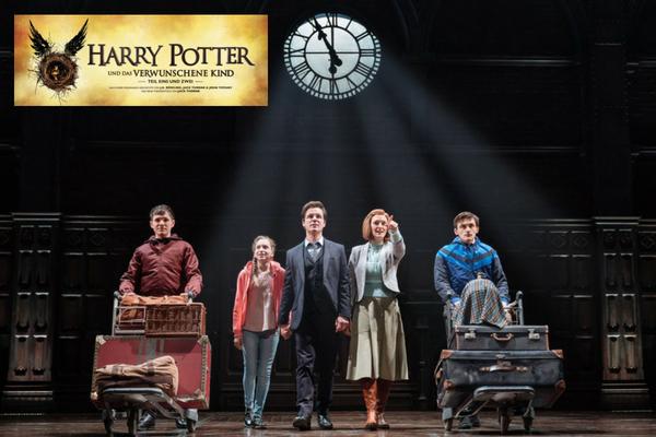 Harry Potter Theater Hamburg
