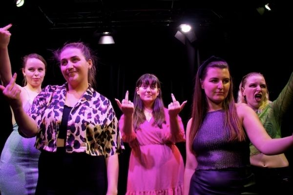 It's the humanity which counts': AFTERPARTY – Edinburgh Fringe | My Theatre  Mates